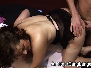 Group Fucking And Cumming Into Emmas Mouth