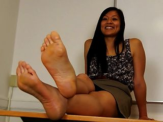 Lovely Asian Soles