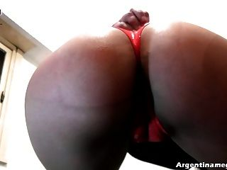 Best Latin Amateur Ass Ever! Hot Big Round Ass And Cameltoe