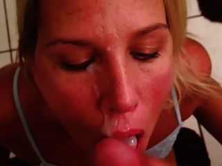 Wifey Loves The Taste Of Cum