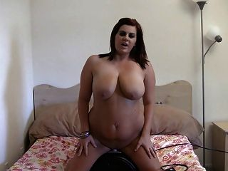 Young Chubby Sybian Ride