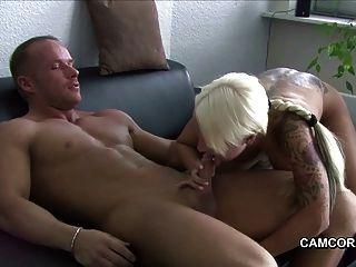 German Pornstar Sexy Cora Beim Userdate Mit Schulz450