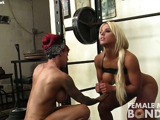 Dani Andrews And Megan Avalon Girl Girl Workout
