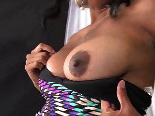 Black Pregnant -  Jacky