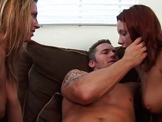 Rebecca Lane Seduced By Couple
