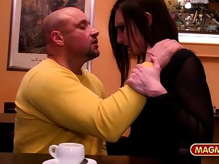 Magma Film Public Fucking German Babe In Restaurant