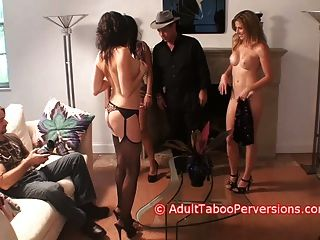 Cory, Tatiana And Michelle - The Amateur Blowjob Queens!