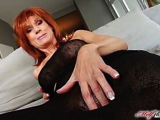 Nina Is A Milf Who Has Seen It All And Fucks Like It