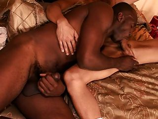 Hard Interracial Fuck