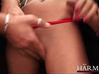 Harmony Vision Pinned Down And Fucked