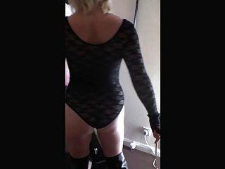 Mistress Trashing
