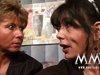 Mmv Films Deutsches Amateur-parchen Bekommt Ein Training