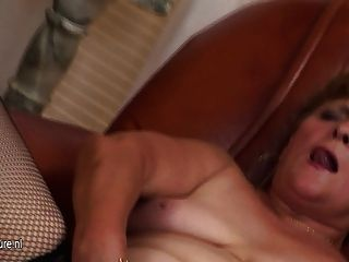 Hot Girl Fucking With Two Mature Lesbians