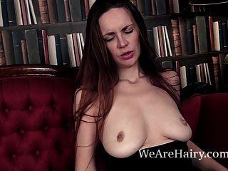 Mystique Masturbates After An Erotic Striptease