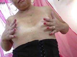Naughty Granny Dreaming Of Young Hard Cock
