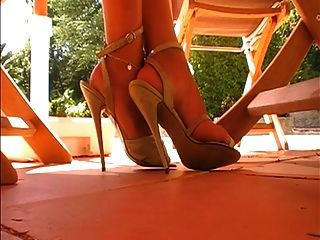 5.5 Sandal Dangling Sandales 14 Cm