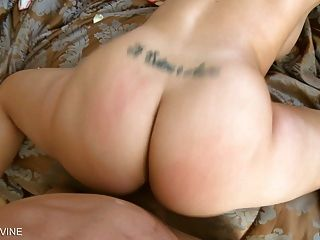 Sexy Brunette Kelly Divine Gets Her Pussy Slammed In Pov!