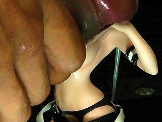 Figure Bukkake - Super Sonico Bondage