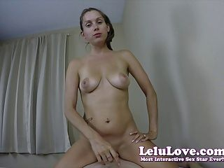 Lelu Love-pov Bj Riding Creampie Drip