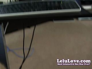Lelu Love-pov Roleplay Roommate Caught