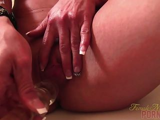 Mistress Amazon - Foot Worship And Masturbation