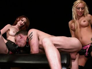 Strapon Mistresses Ffm
