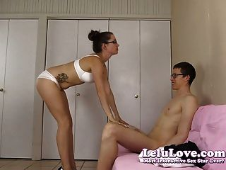 Lelu Love-striptease Blowjob Riding Creampie
