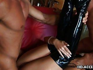 Huge Tits Carmella Bing Nailed Hard
