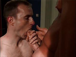 Gay Blowjob Cumshot Comp