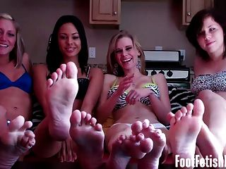 Foot Fetish Heaven