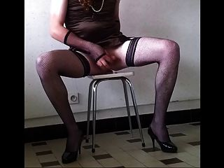 I Started Intensive Training To Become A Slut Slave