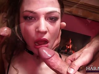 Harmony Vision Double Anal Pounded Whore