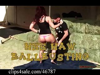 Ball Busting At Clips4sale.com