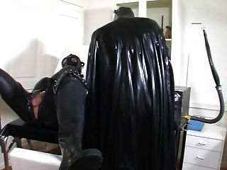 Heavy Rubber Breath Control 1of 3
