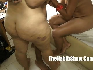 Thick Booty Fat Brazilian Gangbang These Hos