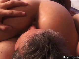 Shy Love Rides Her Guys Fat Dick