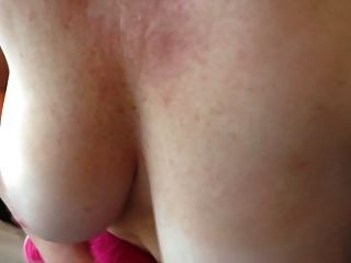 Amateur 50 Year Old Bbw Shakes Big Tits And Gets Arse Slap