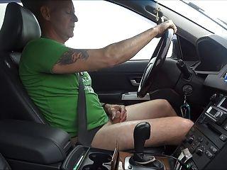 Driving Along, Having Fun