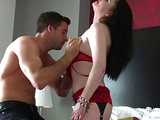 Cock Hungry Cougar Fucks Young Stud