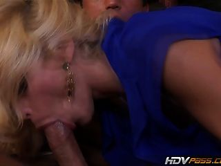 Hdvpass Tight Blonde Milf Monique Alexander Sensual Blowjob