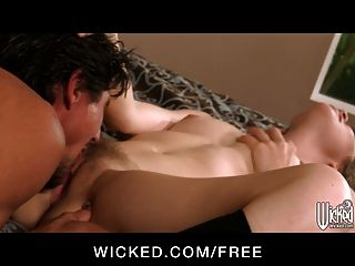 Wicked -sexy Skinny Teen Jesse Andrews Seduces An Older Man