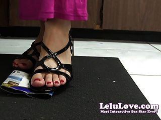 Lelu Love-can Crushing Pink Dress