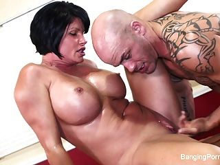 Mature Pornstar Gets Fucked