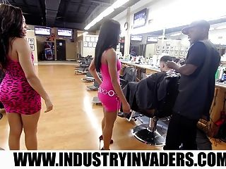 Jayla Foxx And Tila Flame Industry Invaders