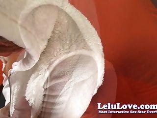 Lelu Love-pov Hoodie Blowjob Sex Cumshot