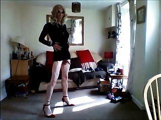 My Lil Black Minidress 3