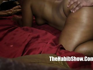 9 Month Pregnant Latin And Black Pussy She Loves The Nut