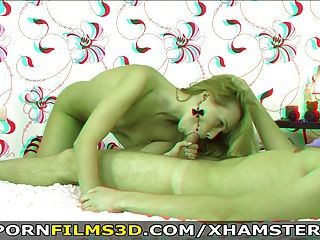 Porn Films 3d - Double-drilling With Hard Anal