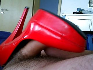 Another High Heel Fuck And Great Cum