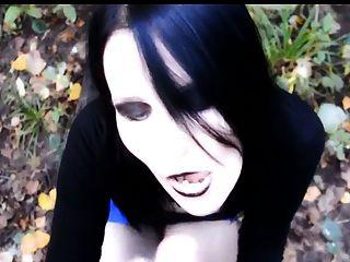 Goth Girl Facial
